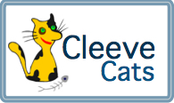 Cleeve Cats Boarding Cattery Logo
